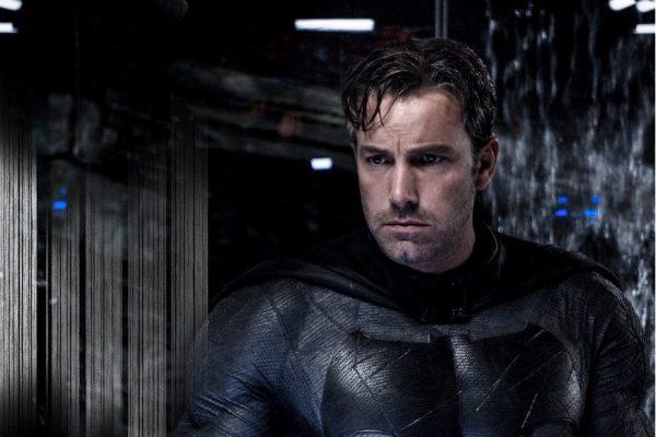 Above: Will Ben Affleck direct the new 'Batman' movie?
