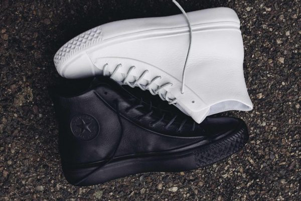 Above: The Chuck Modern Lux from Converse's new Chuck Modern collection