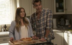 Above: Santa Clarita Diet starts streaming on Netflix this week