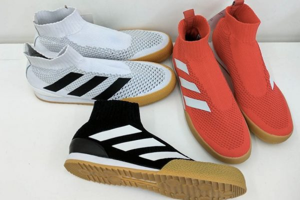 Above: Gosha Rubchinskiy lends his talents to Adidas for the Ace16+ Super