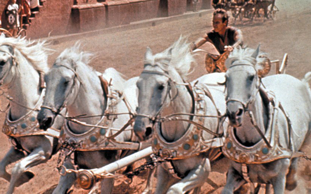 Movies To Watch This Easter - Ben-Hur