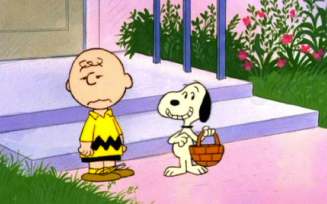 Movies To Watch This Easter - Its the Easter Beagle Charlie Brown