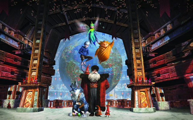 Movies To Watch This Easter - Rise Of The Guardians