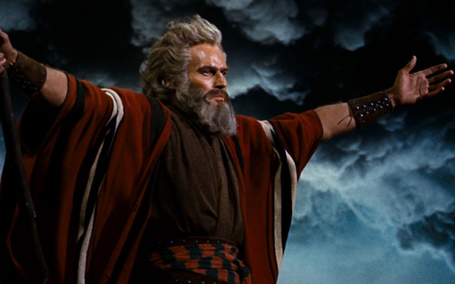 Movies To Watch This Easter - The Ten Commandments