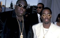 Above: Biggie and Puff go under the microscope for new documentary