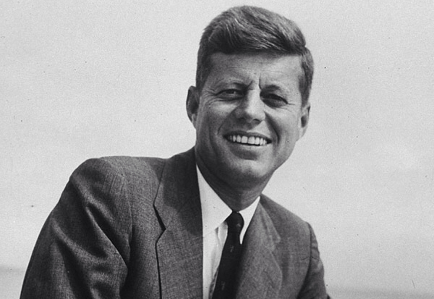 8 Facts You Probably Didn't Know About JFK - AmongMen