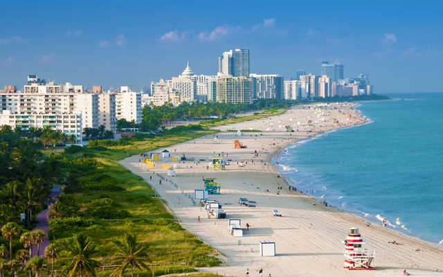 Most Instagrammed Tourist Attractions Around The World - South Beach