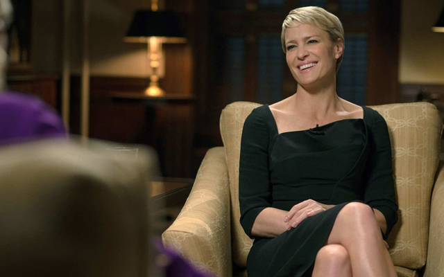The 10 Most Shocking Moments From House of Cards - Claire TV interview