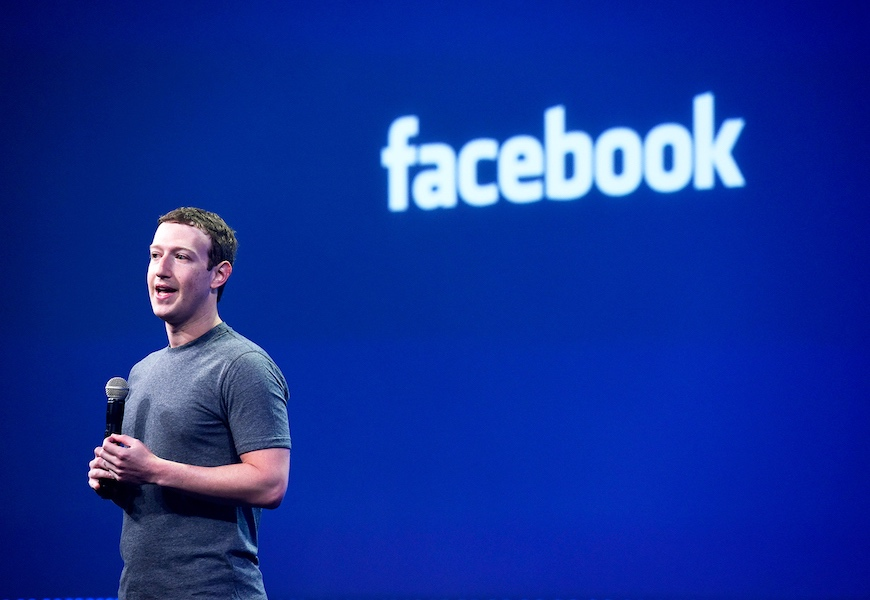 Above: Original content from Facebook may air as early as next month