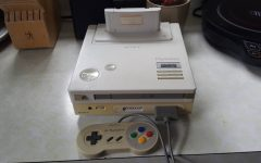 Above: It took a tech guru to fix the prototype PlayStation