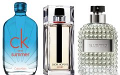 Above: Three great scents just for dad on Father's Day