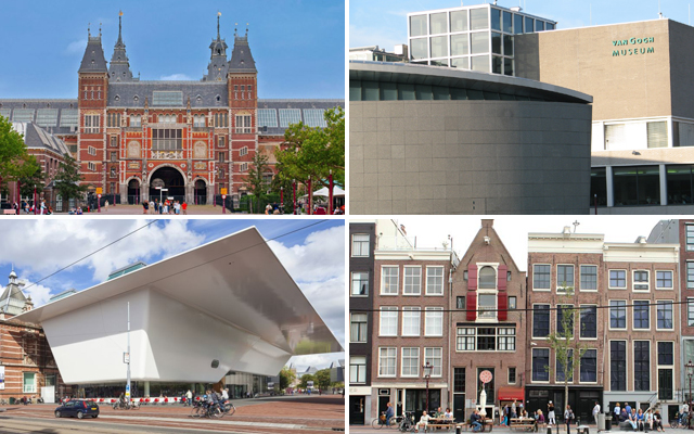 What To Do In Amsterdam - Hit a gallery