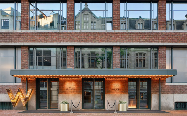 What To Do In Amsterdam - W Hotel