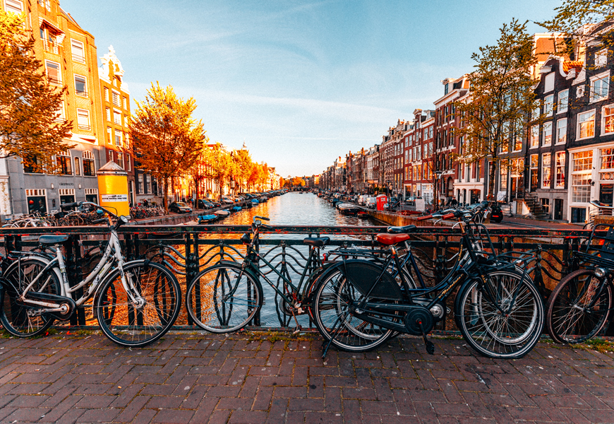 Above: This Dutch city is filled with tons of things to do. Read on for more…