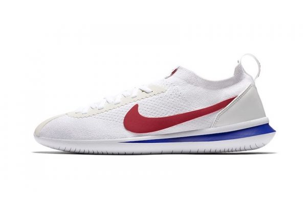 Above: The Cortez Flyknit will release next month