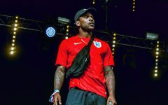 Above: Skepta is set to launch Mains next week