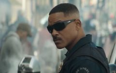 Above: Will Smith is Daryl Ward in 'Bright'