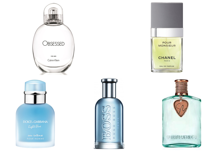 Five great scents to spritz this season