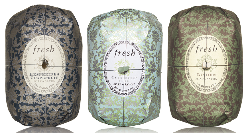 Grooming Trend Fresh Oval Soaps - 2