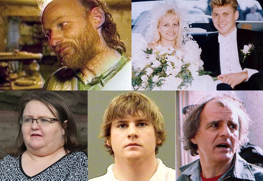 active serial killers