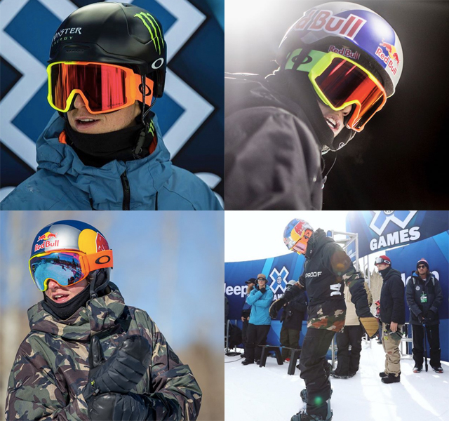 Oakley Launches Harmony Fade Collection Ahead of 2018 Winter Olympics in Pyeongchang - 2
