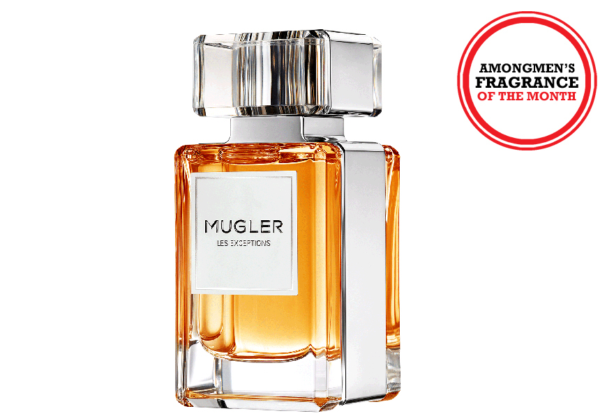 This month? We try out the new Thierry Mugler, Les Exceptions Woodissime EDP