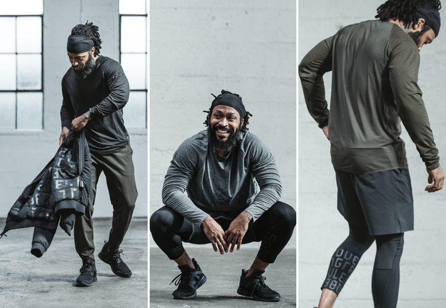 Lululemon Collaborates With Famed Men's Boutique Roden Gray - 2