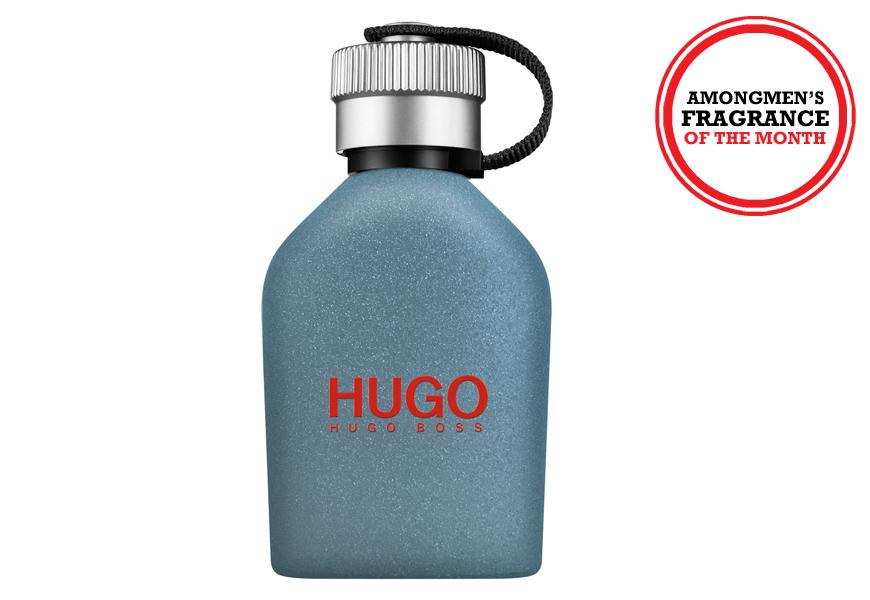 Above: Hugo Boss' limited edition Urban Journey