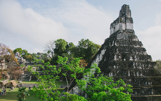 Star Wars Guide To Travel - Tikal Guatemala