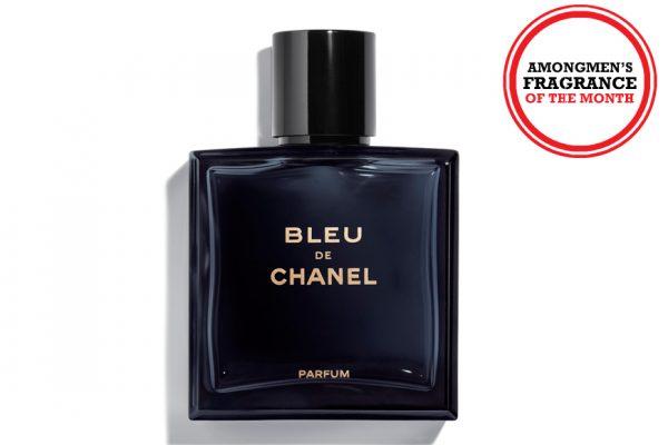 Above: Chanel's Bleu de Chanel Parfum