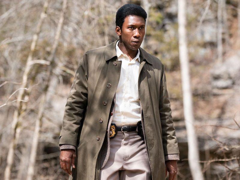 Above: Mahershala Ali as Detective Wayne Hays