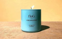 Above: The GolfWang x retaW Coldwater candle