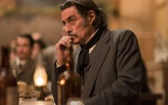 Above: Ian McShane returns as Al Swearengen